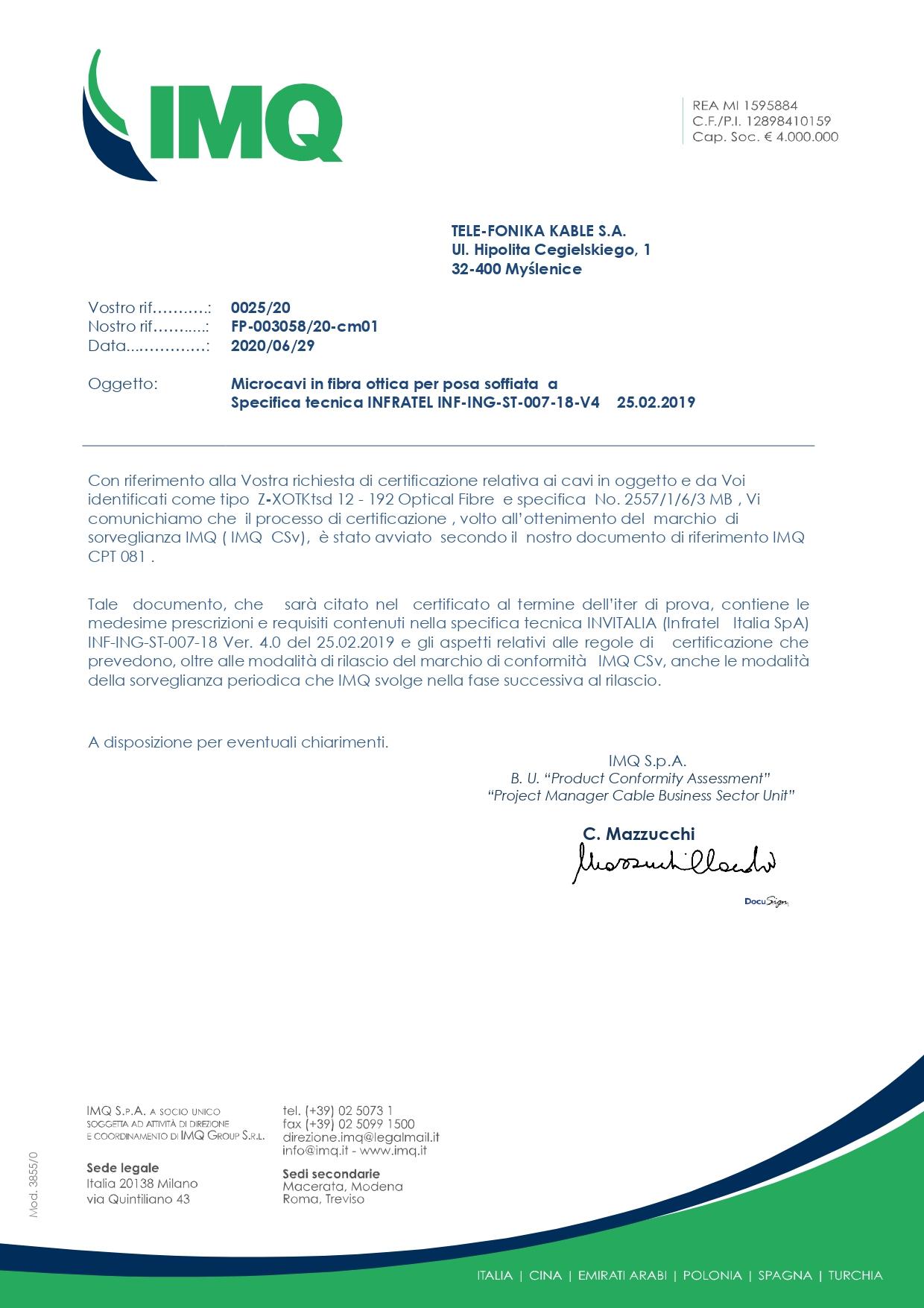 JPEG-Certificato-IMQ-per-cavi-FO-Infratel-uTFK_MicroCavi-F.O.-TUBAZIONE_page-0001
